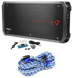 Rockville RXD-M4 6000 Watt Mono Class D 1-Ohm Car Audio Ampl
