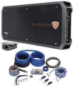 Rockville RXD-M5 Competition 8000 Watt/4000w RMS Mono 1Ohm C