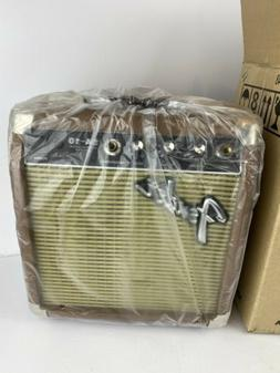 Fender Sa-10 Brand New NOS Acoustic Electric Guitar Amplifie