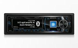 Alpine CDE-HD149BT Single-Din Bluetooth Car Stereo with HD R
