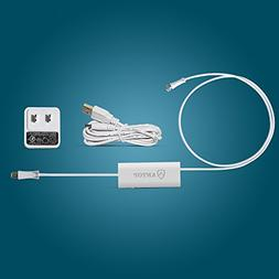 ANTOP Smartpass Amplifier TV Signal Booster for Any Non-Ampl