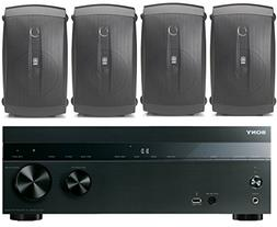Sony 5.2-Channel 725-Watt 4K A/V Home Theater Receiver + Yam