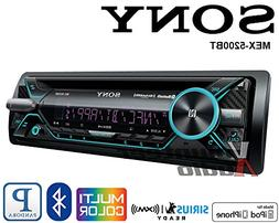 Volunteer Audio Sony MEX-N5200BT Car Stereo Single Din Radio