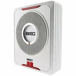 DS18 SQBASS 600 Watts Low Profile Slim Amplified 8 inch Car