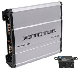 Autotek SS2500.2 Super Sport 2500w 2-Channel Car Audio Ampli