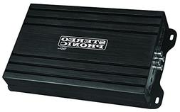 stereophonic automotive amplifier