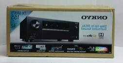 Onkyo Surround Sound Audio & Video Component Receiver Black