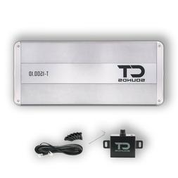 CT Sounds T-1500.1 Monoblock Car Amplifier 1500w Amp