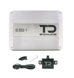 CT Sounds T-500.1 Monoblock Car Amplifier 500w Amp