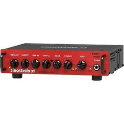 TC Electronic Thrust BQ500 500W Bass Amp Head
