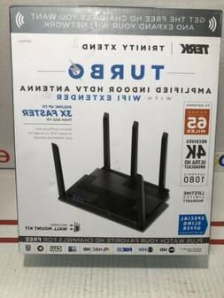Trinity Xtend Turbo Amplified Indoor HDTV Antenna with AC Du
