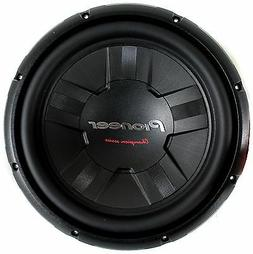 "PIONEER TS-W311S4 Champion Series 12"" 1,400-Watt Subwoofer"