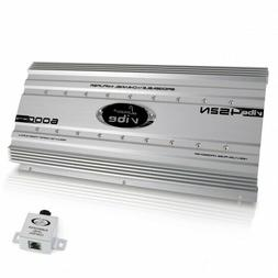 Lanzar VIBE452N Vibe 6000 Watt 4-Channel MOSFET Amplifier