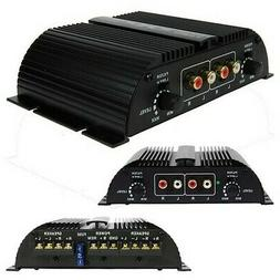 XXX XTM400 Car Stereo Audio Bass Boost 400W 2 Channel IC Amp