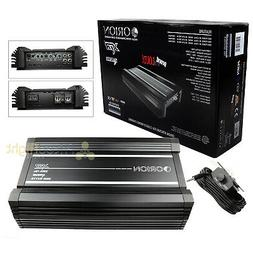 Orion XTR Series Class D Mono Channel Amplifier XTR2500.1Dz