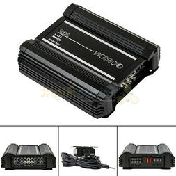 Orion XTR500.4 2000 Watts Max Class A B Stereo 4 Channel Amp