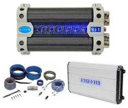 Hifonics Zeus ZXX-2000.4 2000w RMS 4-Channel Car Amplifier+A